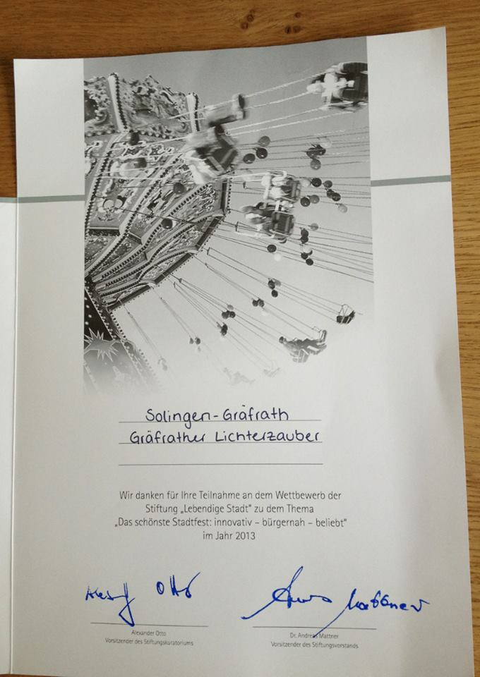 Stiftungspreis 2013
